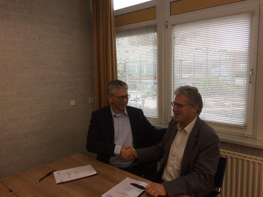 Samenwerking Onderwijscentrum Leijpark en 2 College Durendael