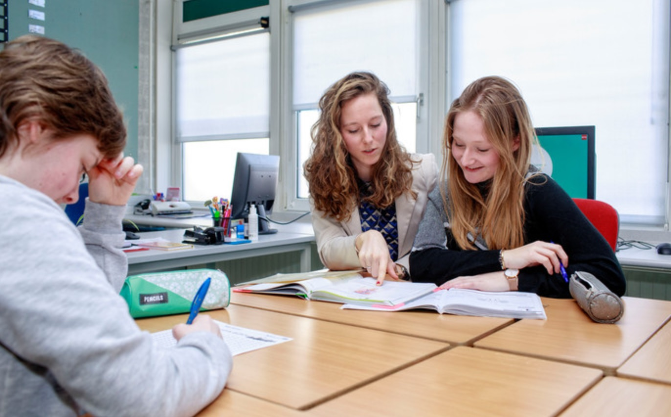 NAH-klas in Brabants Dagblad