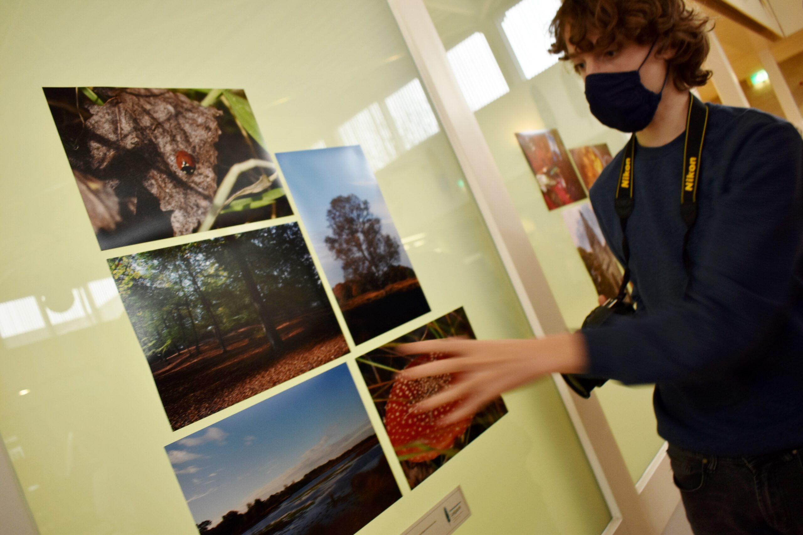 Geslaagde foto-expositie VMBO-leerlingen